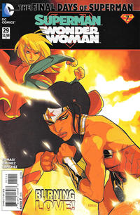 Cover Thumbnail for Superman / Wonder Woman (DC, 2013 series) #29