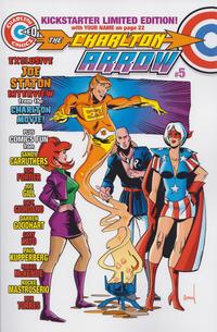 Cover Thumbnail for The Charlton Arrow (Comicfix, 2014 series) #5