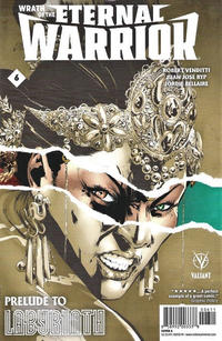 Cover Thumbnail for Wrath of the Eternal Warrior (Valiant Entertainment, 2015 series) #6 [Cover A - Phil Jimenez]