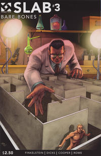 Cover Thumbnail for Slab (Double Take, 2015 series) #3