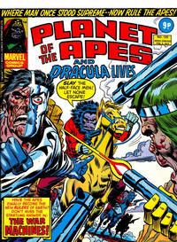 Cover Thumbnail for Planet of the Apes (Marvel UK, 1974 series) #120