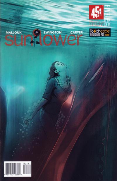 Cover for Sunflower (451 Media Group, 2015 series) #5