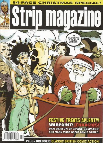 Cover for Strip Magazine (Print Media, 2011 series) #7