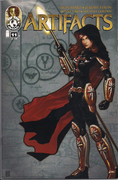 Cover for Artifacts (Image, 2010 series) #11 [Cover A]