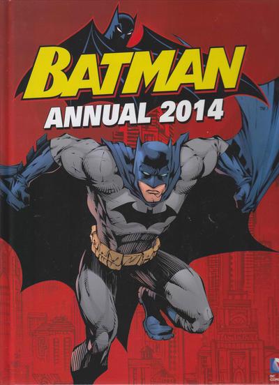 Cover for Batman Annual (Titan, 2013 ? series) #2014