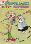 Cover for Chiquilladas (Editorial Novaro, 1952 series) #165
