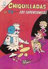 Cover for Chiquilladas (Editorial Novaro, 1952 series) #150