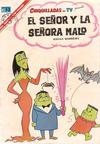 Cover for Chiquilladas (Editorial Novaro, 1952 series) #200