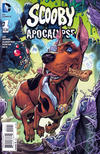 Cover Thumbnail for Scooby Apocalypse (2016 series) #1 [Howard Porter Cover]