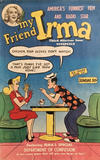 Cover for My Friend Irma (Horwitz, 1950 ? series) #3