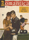 Cover for Romantica (Ibero Mundial de ediciones, 1961 series) #199