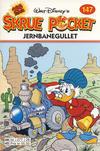 Cover Thumbnail for Skrue Pocket (1984 series) #147 - Jernbanegullet [Reutsendelse]