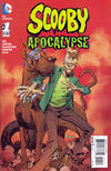 Cover Thumbnail for Scooby Apocalypse (2016 series) #1 [Dan Panosian Cover]