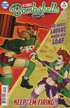 Cover for DC Comics: Bombshells (DC, 2015 series) #14