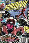 Cover Thumbnail for Daredevil (1964 series) #297 [Newsstand Edition]