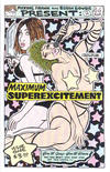 Cover for Maximum Superexcitement (Robin Bougie and Maxine Frank, 2007 series) #1