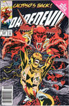 Cover Thumbnail for Daredevil (1964 series) #310 [Newsstand Edition]