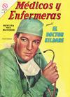 Cover for Médicos y Enfermeras (Editorial Novaro, 1963 series) #8