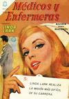 Cover for Médicos y Enfermeras (Editorial Novaro, 1963 series) #9