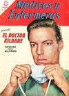 Cover for Médicos y Enfermeras (Editorial Novaro, 1963 series) #10