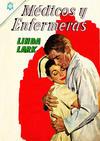Cover for Médicos y Enfermeras (Editorial Novaro, 1963 series) #11
