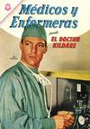 Cover for Médicos y Enfermeras (Editorial Novaro, 1963 series) #12