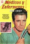 Cover for Médicos y Enfermeras (Editorial Novaro, 1963 series) #18