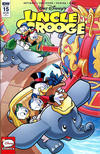 Cover for Uncle Scrooge (IDW, 2015 series) #15 / 419 [Retailer Incentive Cover]