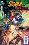 Cover Thumbnail for Scooby Apocalypse (2016 series) #1 [Neal Adams Cover]