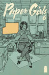 Cover for Paper Girls (Image, 2015 series) #6