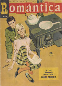 Cover for Romantica (Ibero Mundial de ediciones, 1961 series) #164