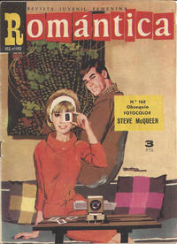 Cover Thumbnail for Romantica (Ibero Mundial de ediciones, 1961 series) #168