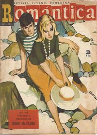 Cover Thumbnail for Romantica (Ibero Mundial de ediciones, 1961 series) #195