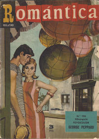 Cover Thumbnail for Romantica (Ibero Mundial de ediciones, 1961 series) #198