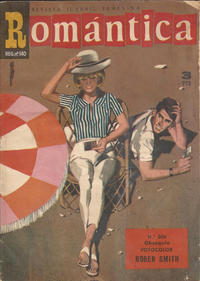 Cover Thumbnail for Romantica (Ibero Mundial de ediciones, 1961 series) #206