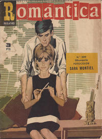 Cover Thumbnail for Romantica (Ibero Mundial de ediciones, 1961 series) #209