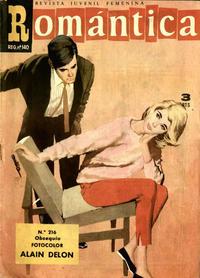 Cover Thumbnail for Romantica (Ibero Mundial de ediciones, 1961 series) #216