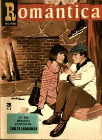 Cover Thumbnail for Romantica (Ibero Mundial de ediciones, 1961 series) #226