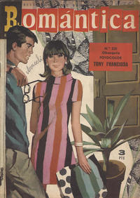 Cover Thumbnail for Romantica (Ibero Mundial de ediciones, 1961 series) #231