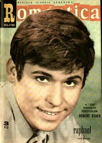 Cover Thumbnail for Romantica (Ibero Mundial de ediciones, 1961 series) #234