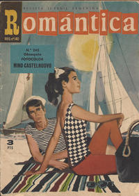 Cover Thumbnail for Romantica (Ibero Mundial de ediciones, 1961 series) #245