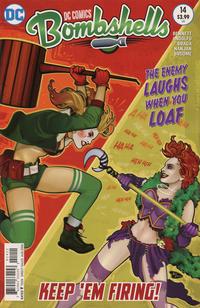 Cover Thumbnail for DC Comics: Bombshells (DC, 2015 series) #14