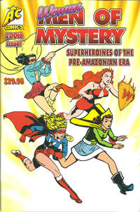 Cover Thumbnail for Men of Mystery Comics (AC, 1999 series) #100