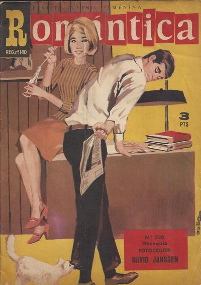 Cover for Romantica (Ibero Mundial de ediciones, 1961 series) #228