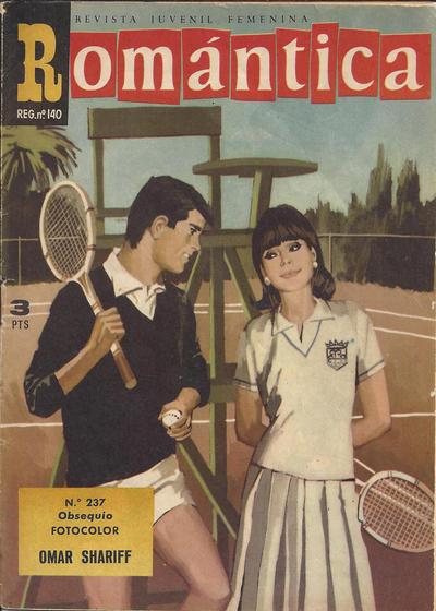 Cover for Romantica (Ibero Mundial de ediciones, 1961 series) #237
