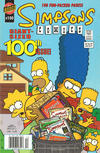 Cover for Simpsons Comics (Bongo, 1993 series) #100 [Newsstand]
