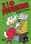 Cover for Zio Paperone (Arnoldo Mondadori Editore, 1987 series) #2