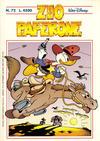 Cover for Zio Paperone (Disney Italia, 1990 series) #72