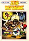 Cover for Zio Paperone (Disney Italia, 1990 series) #80