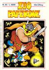Cover for Zio Paperone (Disney Italia, 1990 series) #85